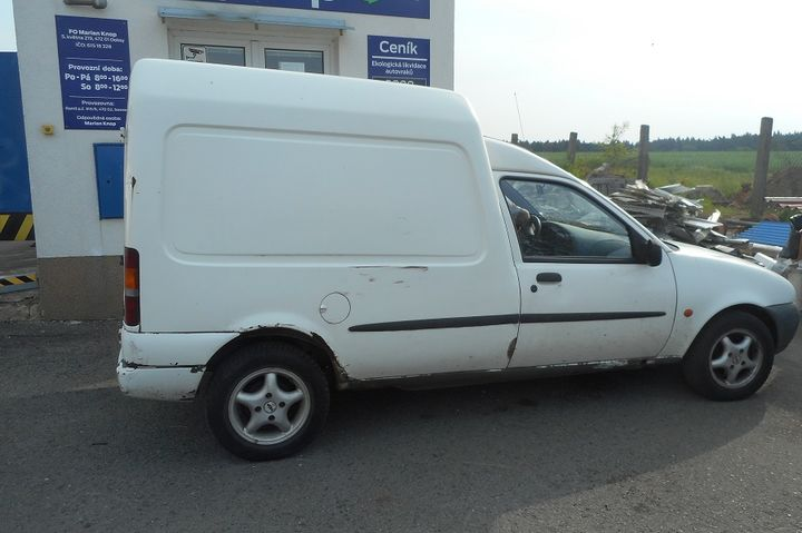 Ford Courier, 1.3 43kW