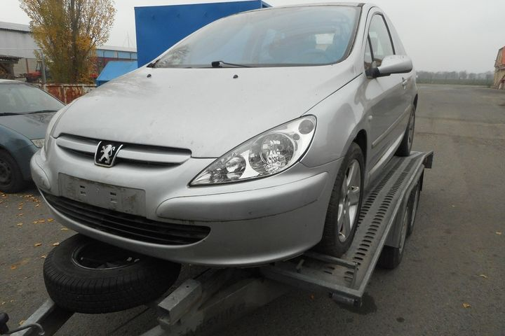 Peugeot 307, 2.0 HDI, 79kW, r.v.2002